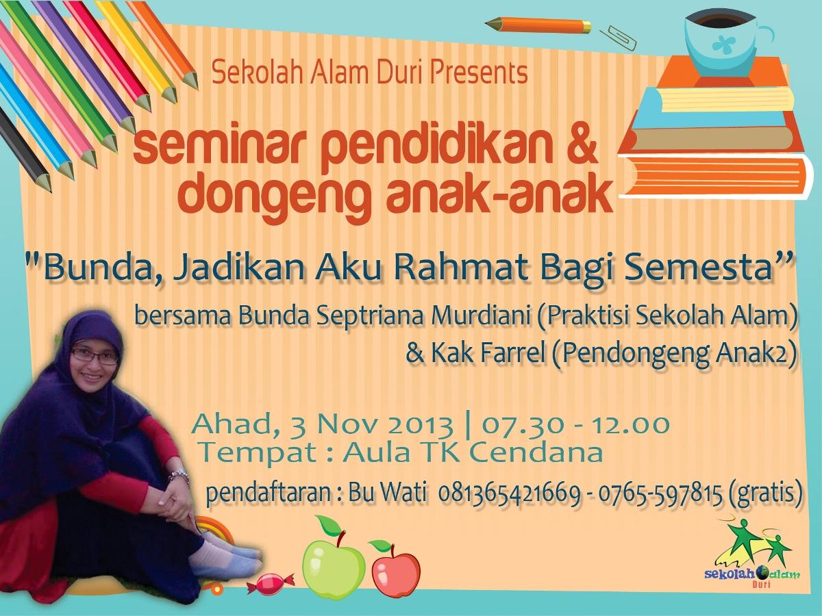 Seminar Sari 2013 pamflet3